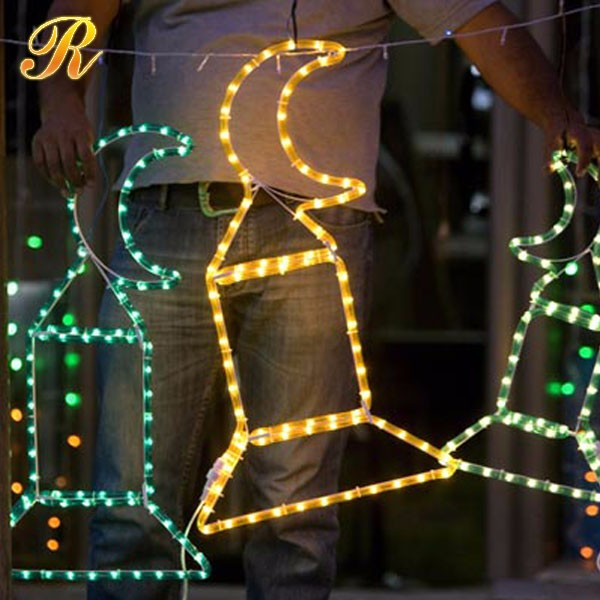 Great Moon Star Light Eid Al-Fitr Decorations - LED-eid-decoration-wholesale  Picture_455082 .jpg