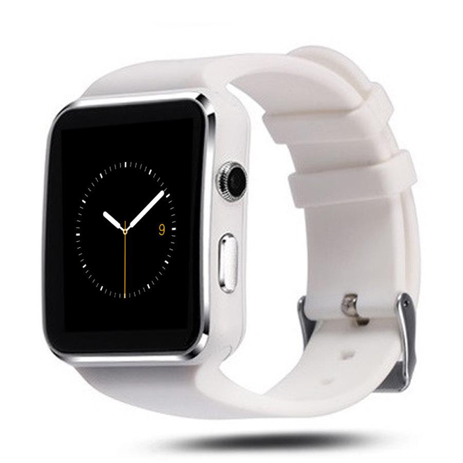 High Quality X6 Smart Watch Fitness Wristband Smart Watch Phone фото