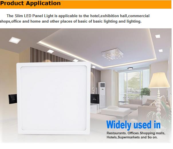 Shenzhen Manufacturer 40w Led Panel Light For Kitchen,Flat Panel ...
