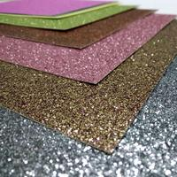 6p under 0.1%(1000ppm) blingbling shiny booking glitter paper
