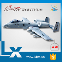 LX rc model kit a10 foam rc airplane