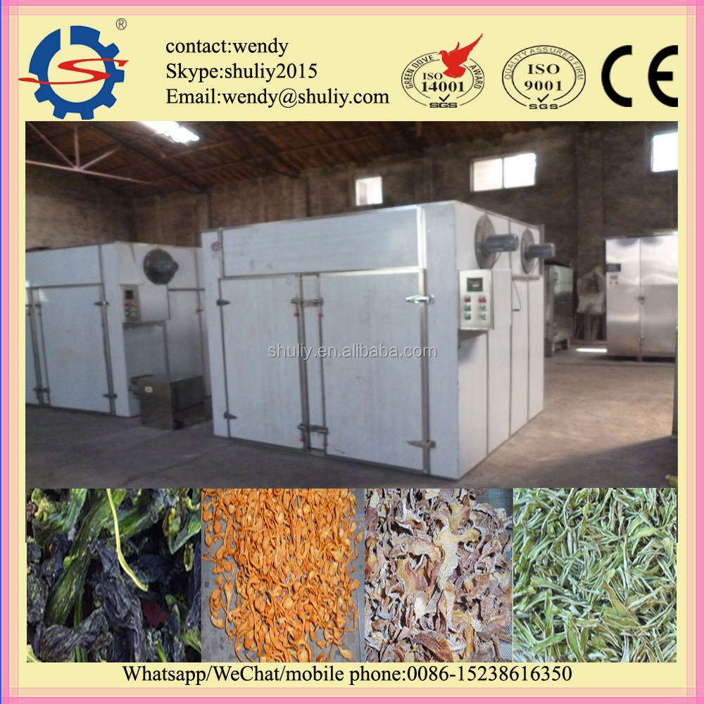 industrial fruit tray dryer widely used in food industry