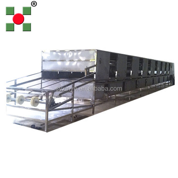 onion/musroom/carrot/mango/branana food dehydration mest belt dryer type fruit & vegetable drying processing machines