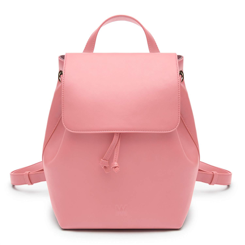 23420a6793a9 Marsi Bond Stylish Casual Vegan Faux Leather Fashion Backpack for Women  Scarlett