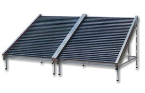 industrial solar collector for water heat Provide centralized hot water