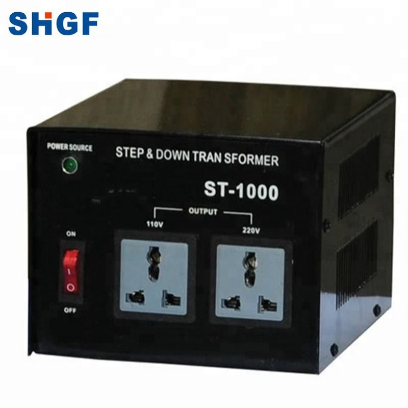 ST 110 v/220 v step up und unten transformator