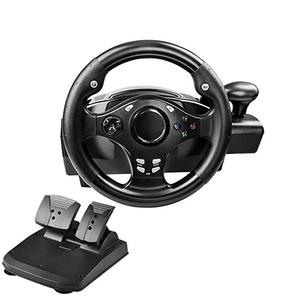 Dual-motor Racing Wheel 270 Degree Rotation Steering Wheel for PS3/PS4/XBOX  ONE/XBOX 360/NS SWITCH/PC/Android