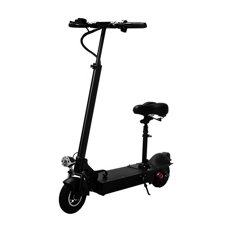 New Designs Fashion 48V 500W Motor Electric Scooter Price China