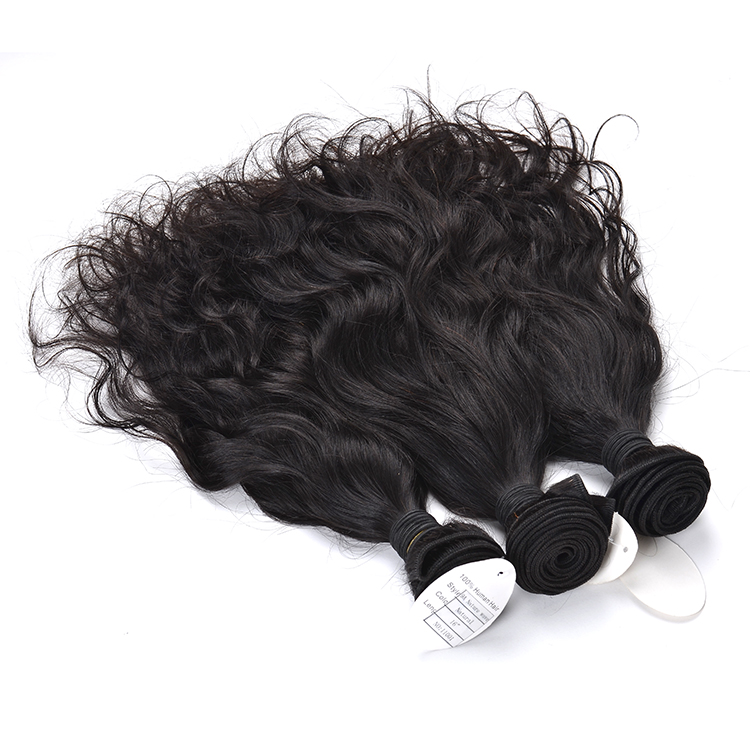 Wholesale unprocessed cuticle aligned hair natural wave brazilian hair bundle фото