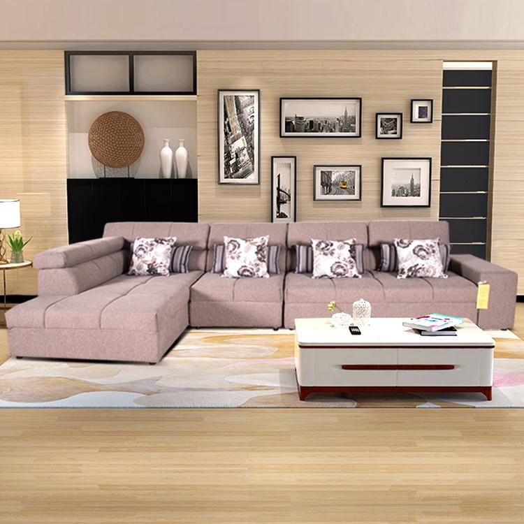Guangzhou meubles en cuir dernières salon moderne canapé du salon ...