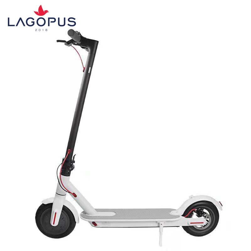 Wholesale OEM 250W cheap Electric Scooter Foldable With 2 Wheels For Xiao M365 mi, Black;white