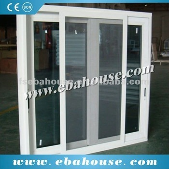 Aluminum Sliding Door With Insect Screen Thermal Break Ce