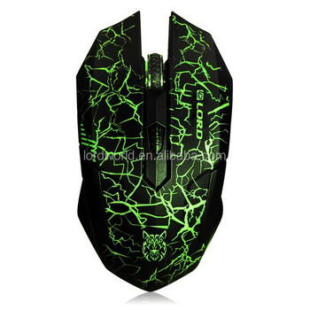 5d optical personalized laptop colored gaming wired mouse