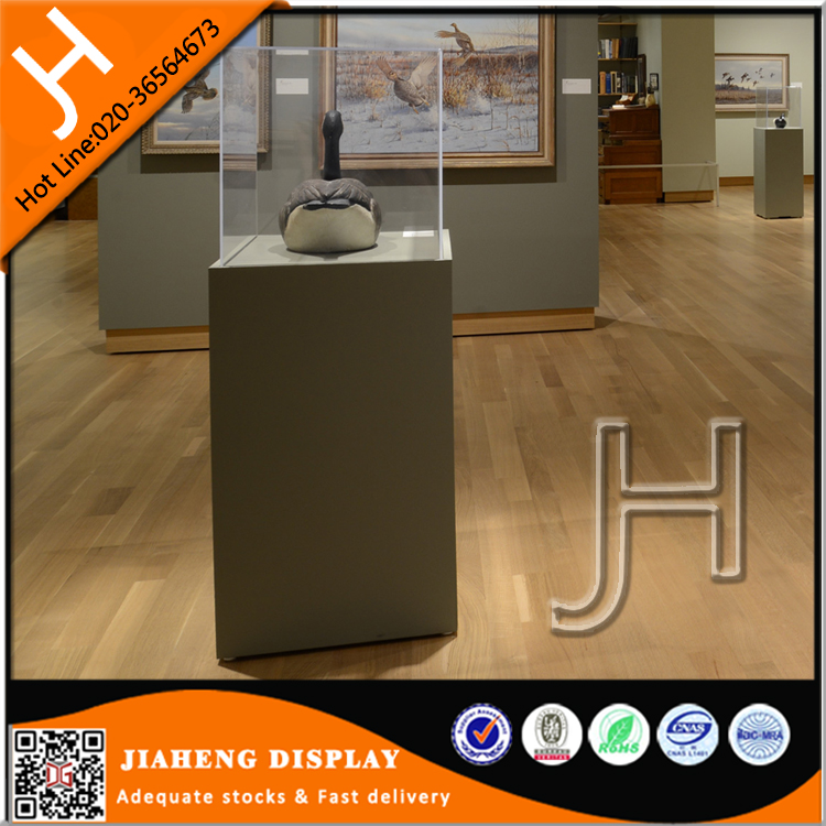 Wholesale High Quality Floor Standing Display Museum Furniture