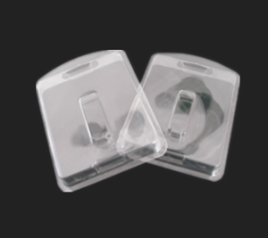 Wholesale cheap custom clamshell micro sd card blister packaging