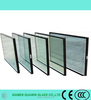 Clear/Tinted/Reflective/Tempered/Laminated/Argon/Low-E Double Glazing Glass