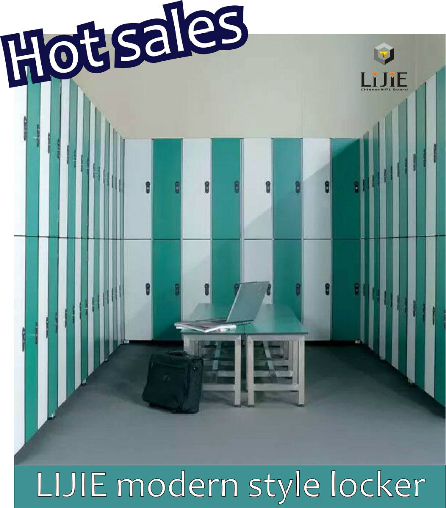 Famous brand Cheapest hpl phenolic compact laminate cabinet gym swimming pool changing room office hpl locker