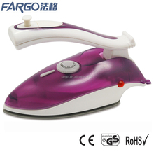 PL-368 foldable handle mini electrical travel steam iron