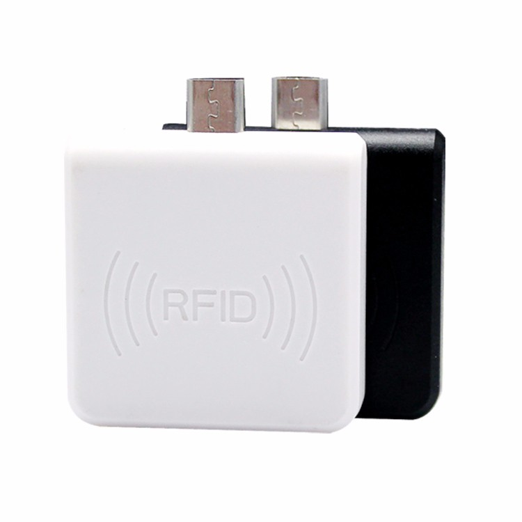 Micro USB RFID Android Reader 14443A Smart Card Reader and Writer RFID Reader for Android mobile Phone