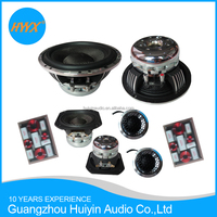"3-way 6.5"" Car Component Speaker / 6.5"" car audio speakers"