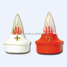 Battery Operated Eternal Candles Electric Eternal Candle Ritual Candle Grave Light
