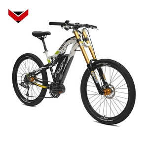 FOXTER electric 29 inch suspension downhill mtb bike