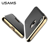Plating PC Back Cover for iphone 7 plus case, new Jet Black case for iphone 7