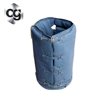 High Temperature Thermal Insulation Blanket For Check Valve