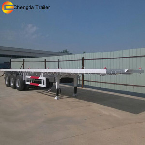20ft40ft container flatbed trailer trucks for sale philippines