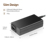 SLIM 65W Universal Power Supply laptop adapter for Ultrabooks notebooks laptops with UL TUV GS CB CE PES KC SAA FCC REACH