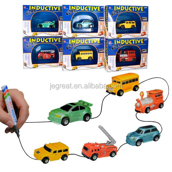 2017 newest children toy factory price wholesale Inductive Car toy