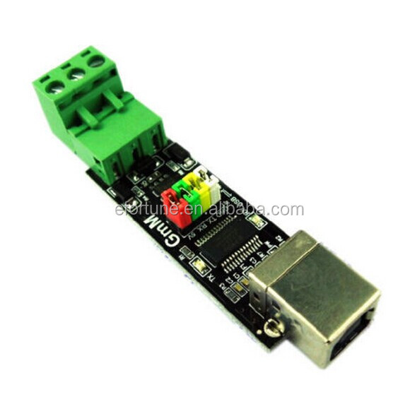 USB 2.0 to TTL RS485 Serial Converter Adapter FTDI FT232RL ,double function double protect USB 485 modules FT232 chips