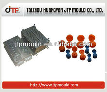 High Quality Plastic Injection cosmetic cap mould manufacturer