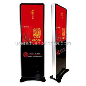 65 inch floor stand 3g/wifi lcd player advertising lcd ad screen display