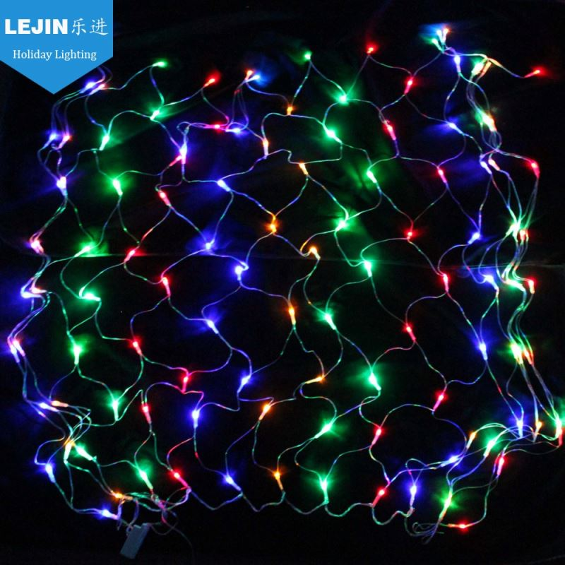 decorative net lights decorative net lights suppliers and manufacturers at alibabacom - Christmas Lights Net