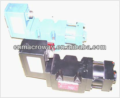 Repair D633/634 DDV valve direct driving servo valve