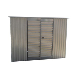 used cabinets steel shed storage ideas