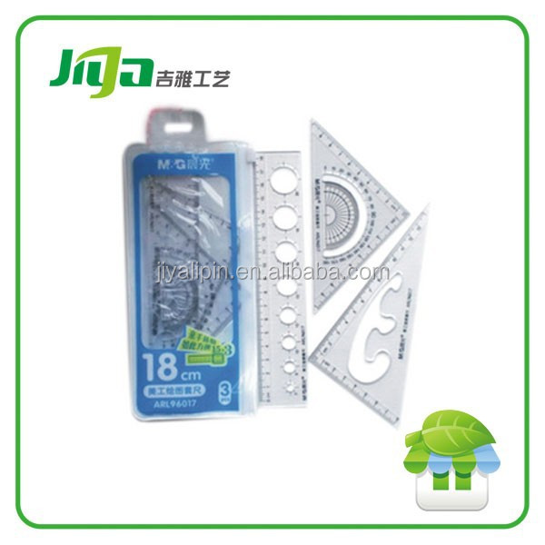 MINI SIZE SCHOOL POCKET RULER 30 CM 12 INCH