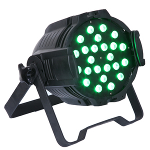 factory best price 24x3w rgb 3in1 par64 led memory par light