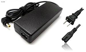 Universal PSU AC Adapter Charger + power cord: for 18.5v, 19v, 19.5v, 20v, 45W, 60W, 65W, 90W DELL laptop, netbook, notebook, tablet [Alienware, INSPIRON, Latitude, XPS, Ultrabook, Vostro etc] USDEL3