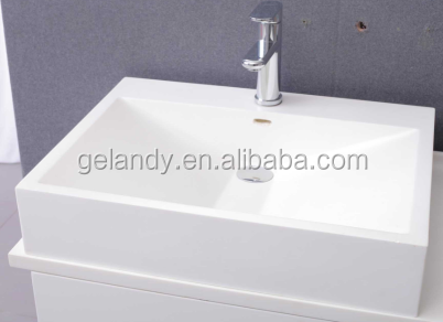 Acrylic Integral Solid Surface Kitchen Sink Wholesale, Kitchen Sink ...
