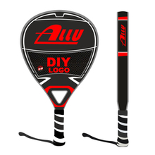 Custom Goedkope Carbon Pickleball Strand Bal Paddle Tennis <span class=keywords><strong>Padel</strong></span> Racket