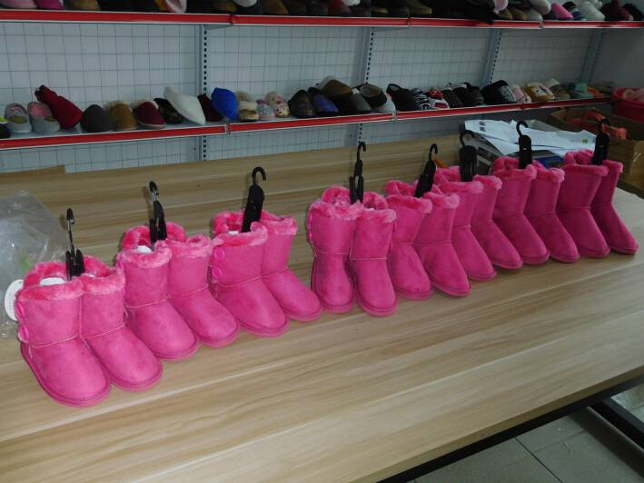 shoes quality control in China
