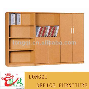 Hot Sale Modern Mdf Wooden File Cabinet Wardrobe Closet