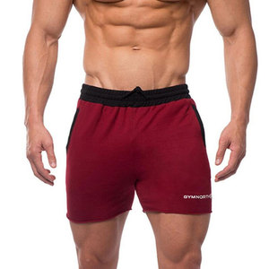 Mens Sport Running Workout Athletic training Gym Shorts