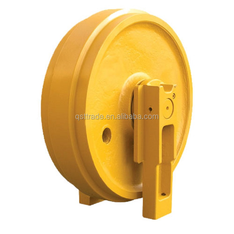 China Supplier for Hitachi/Hyundai/Volvo Undercarriage Spare Parts Front Idler Roller