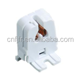 factory price colorful T8 lamp socket,lamp starter,light fitting
