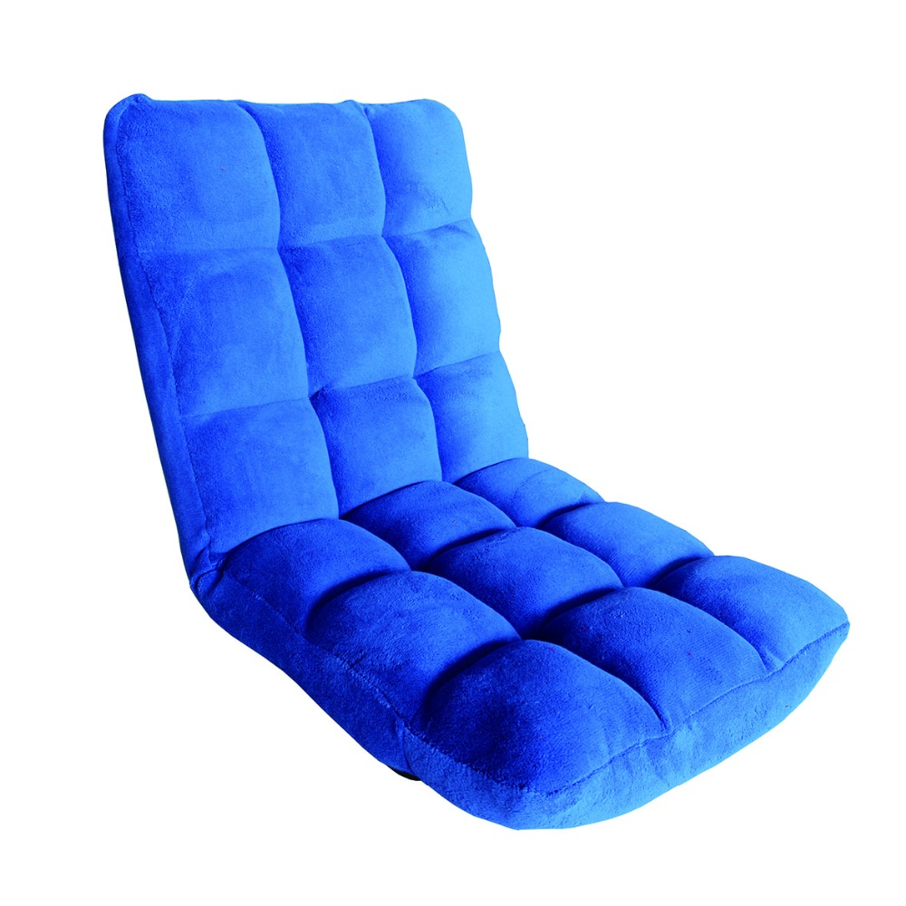 Folding Foam Recliner Chair Easy Floor Chair