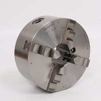 high precision self centering 4 jaw lathe chuck