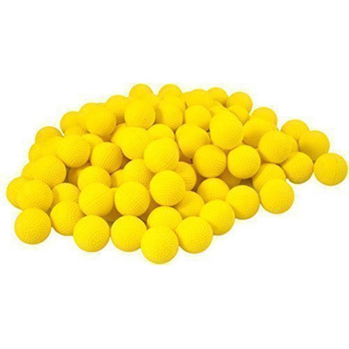 TOYMYTOY Darts Refill for Nerf Rival Zeus MXV-1200 Apollo XV-700 Blaster (Yellow) - 25 Pieces